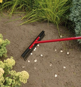 raking rocks - Effectively Remove Rocks From Yard With The Following Steps